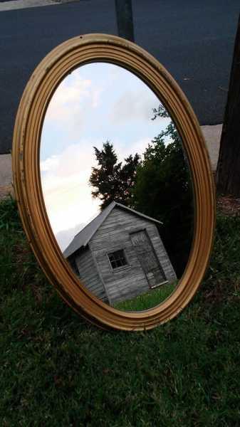 Mirror Of Life #FridayFictioneers
