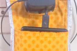 Mobile charging pocket