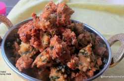 Moong Vada/ Fried Moong Vada