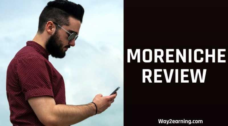 MoreNiche Review : Health Based Affiliate Network