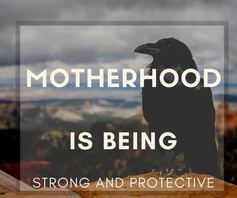 Motherhood - Being Strong And Protective | Little Duniya