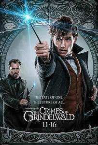 Movie Review: The Crimes Of Grindelwald - THE LAV MUSE