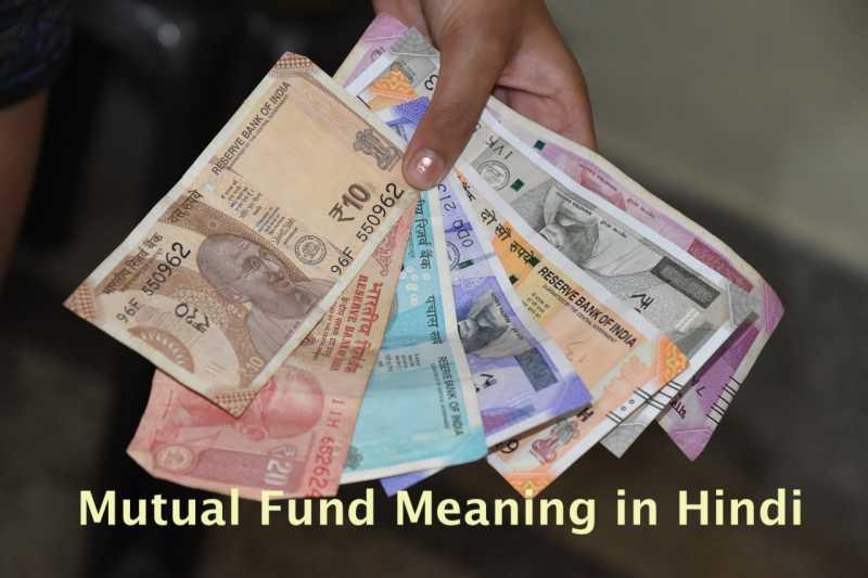Mutual Fund In Hindi म्यूचुअल फंड क्या है, कैसे काम करता है और क्या हैं इसके फायदे