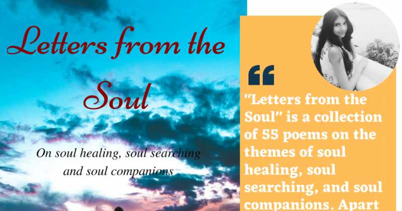 """My 5th Book, """"Letters From The Soul"""" Launched In Blogchatter EBook Carnival"""