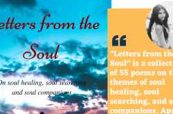 "My 5th book, ""Letters from the Soul"" launched in Blogchatter eBook Carnival"