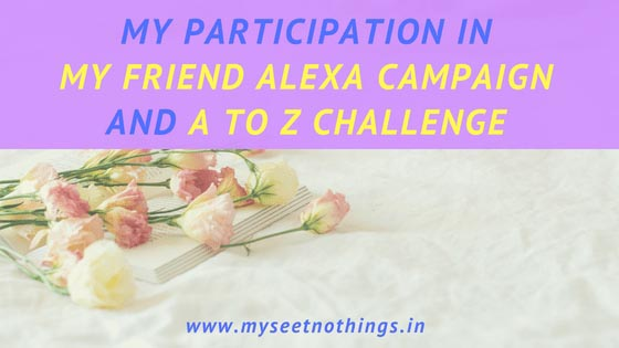 My Participation In Blogchatter