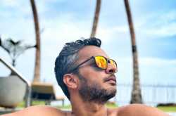 my rendezvous with emporio armani sunglasses! | menswear | luxury | grooming | travel | aviation