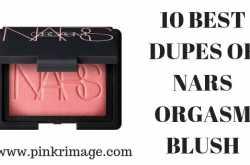 NARS Orgasm Dupe List - 10 Best Dupes of NARS Orgasm Blush