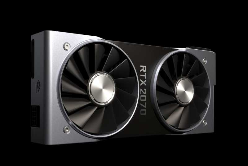 NVIDIA GeForce RTX 2070 Most Likely Will Be Faster Than The GTX 1080