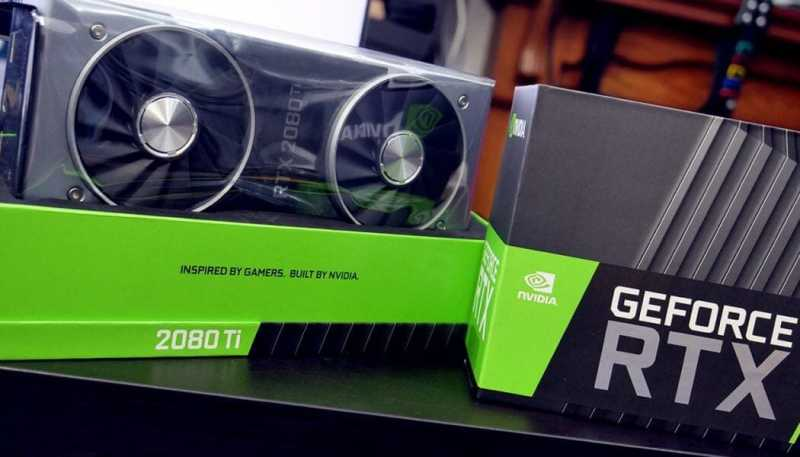 NVIDIA Replaces Micron GDDR6 With Samsung On New RTX 2080Ti
