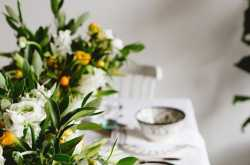 Napkin folding ideas for an attractive table setting