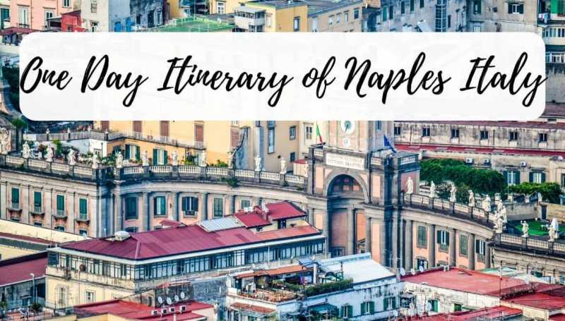 Naples In A Day - Here