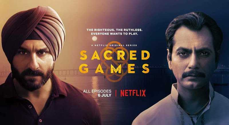Amit Chauhan Blogs Netflix Sacred Games Hd Posters Free Download