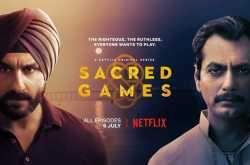 Netflix Sacred Games HD Posters Free Download