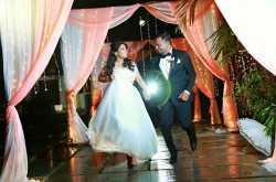 Nikita & Deepak's Love Story {Wedding Dress @Bangalore by Reena Alex}