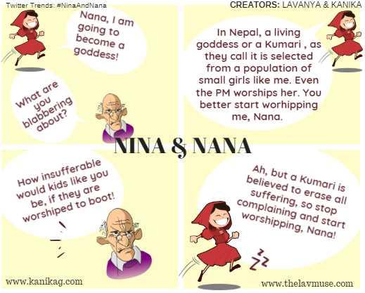 Nina & Nana In Alive & Divine