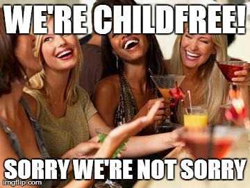 No Kids Please #WriteBravely
