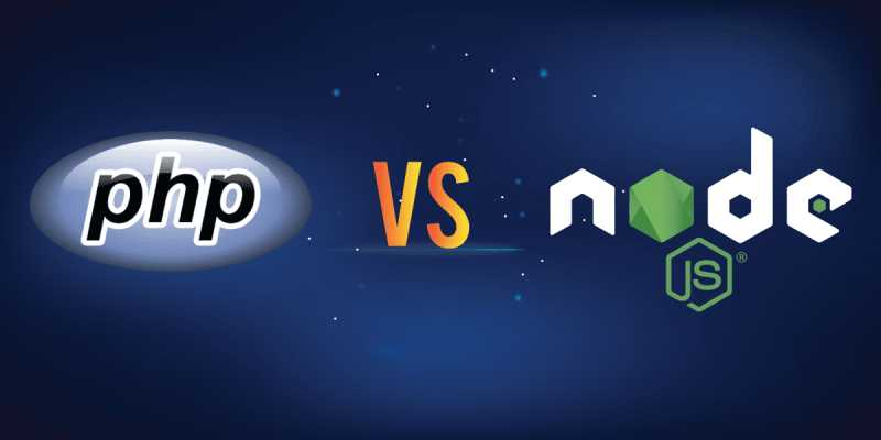 NodeJS Vs PHP: Which Is Best For Web Development?