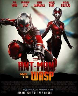 Madox Destar Blogs Nonton Film Ant-Man And The Wasp (2018) Sub Indo