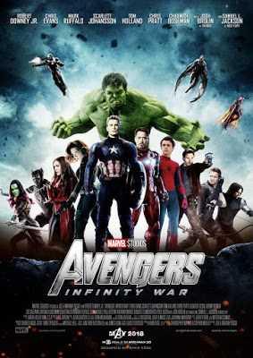 Madox Destar Blogs Nonton Film Avengers: Infinity War (2018) Sub