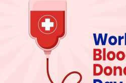 on #worldblooddonorday, let us pledge for saving lives