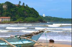 one day in five fantastic beaches of stunning sri lanka?