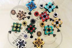 One of The Best Contemporary Jewellery: Rajanya Terracotta