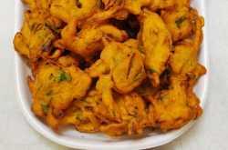 onion pakoda recipe   how to make onion pakoda   kanda bhaji recipe