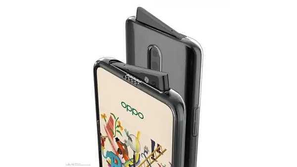 Oppo Reno Render Leaks Shows Weirdest Pop-Up Camera Till Date | TechnoArea