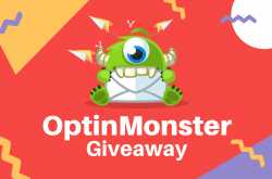 OptinMonster Pro Giveaway - 1 Year License Worth $348 (3 Winners)