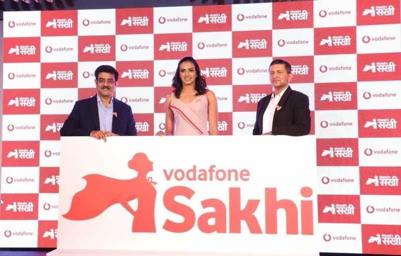 P V Sindhu Launches Vodafone Sakhi, A Unique Safety Service For Women #AbRukeinKyun   GarimaShares