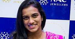 P Is For None Other Than (P)V. Sindhu The Youth Icon Who Made India Proud At The Olympics - #BlogchatterAtoZ #AtoZChallenge 2019