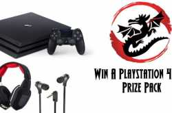 ps4 pro plus giveaway goodie pack co-host with dragonblogger