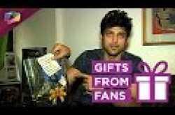 Parth Samthaan India Forums Gift Segment