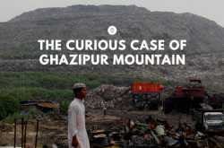 People Demand This Ghazipur Mountain Be Declared As The 8th Wonder Of The World - Chaaipani