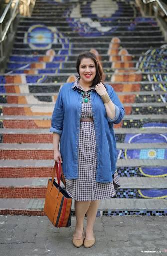 Plus Size Fashion | Layer It Up