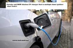 Porsche and BMW disclose EV charger that is multiple times quicker than Tesla