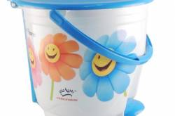 princeware printed mini garbage bucket (dustbin)  