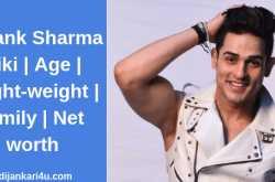 priyank sharma wiki | age | height-weight | family | net worth