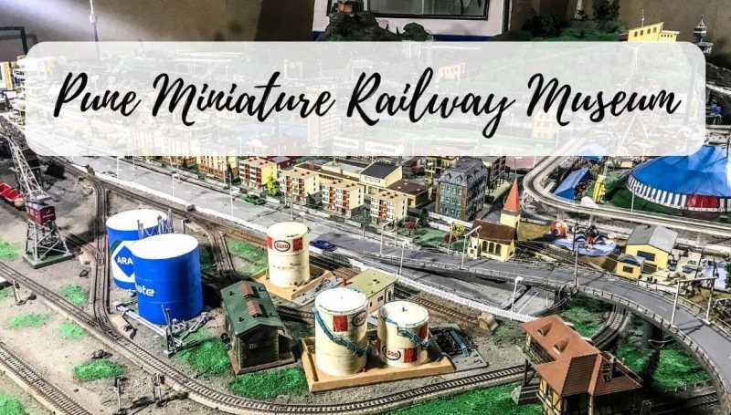 Pune Miniature Railway Museum - Is It Worth A Visit? - STORIES BY SOUMYA