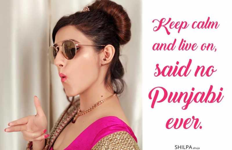Punjabi Suit Quotes For Instagram | Best Indian Suit Salwar Captions
