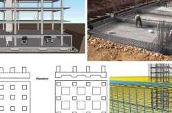 raft foundation- design requirements and applicability
