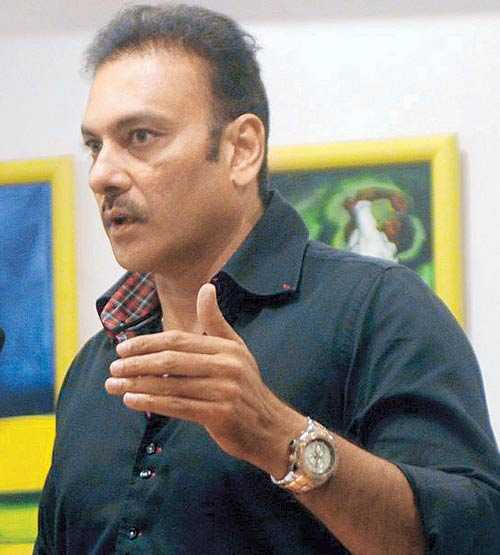 Rahane Is Vice-Captain Because He Is Permanent Member Of Side And He Is Permanent Because He Is Vice-Captain: Ravi Shastri