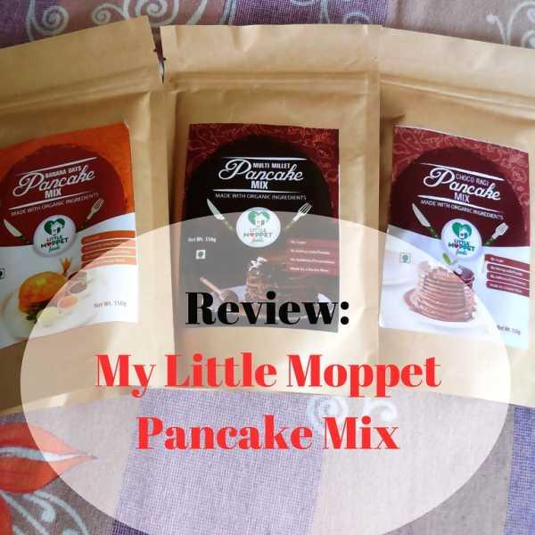 Review : My Little Moppet Foods | Little Duniya