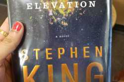 Review of Stephan King latest novel Elevation| Book Review