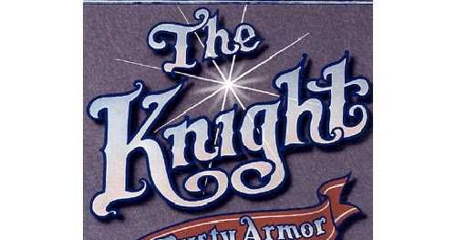 """Review Of """"The Knight In Rusty Armor"""" By Robert Fisher"""