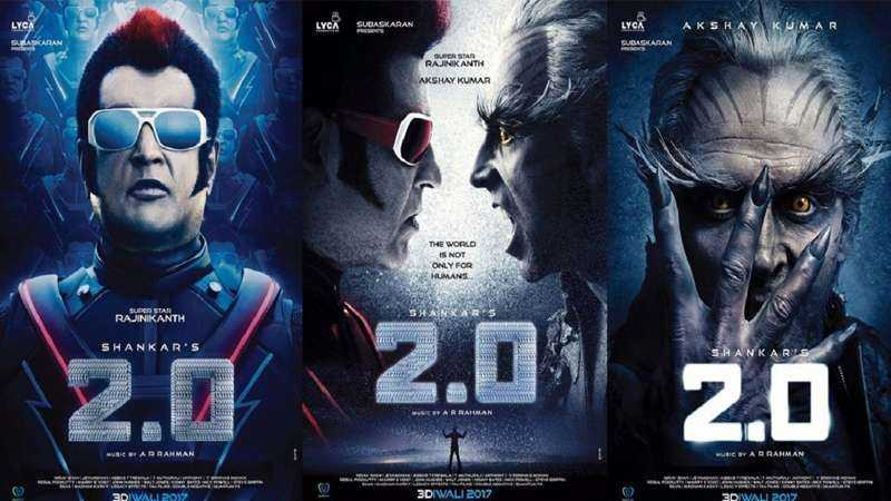 Robot 2.0 Full Movie Watch Online & Download, Box Office Collection