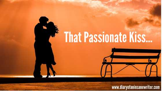 Romantic Poem: That Passionate Kiss…