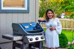 summer grilling with pioneer woman