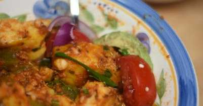 Salsa Fish -- When Mexican Meets Bengali